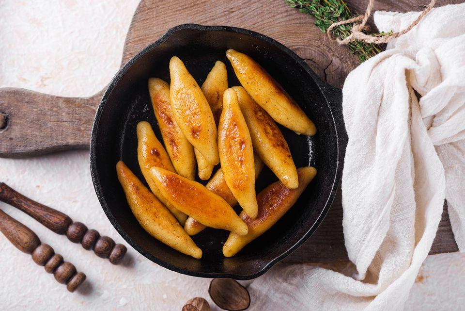 German Potato Noodles - Badische Schupfnudeln