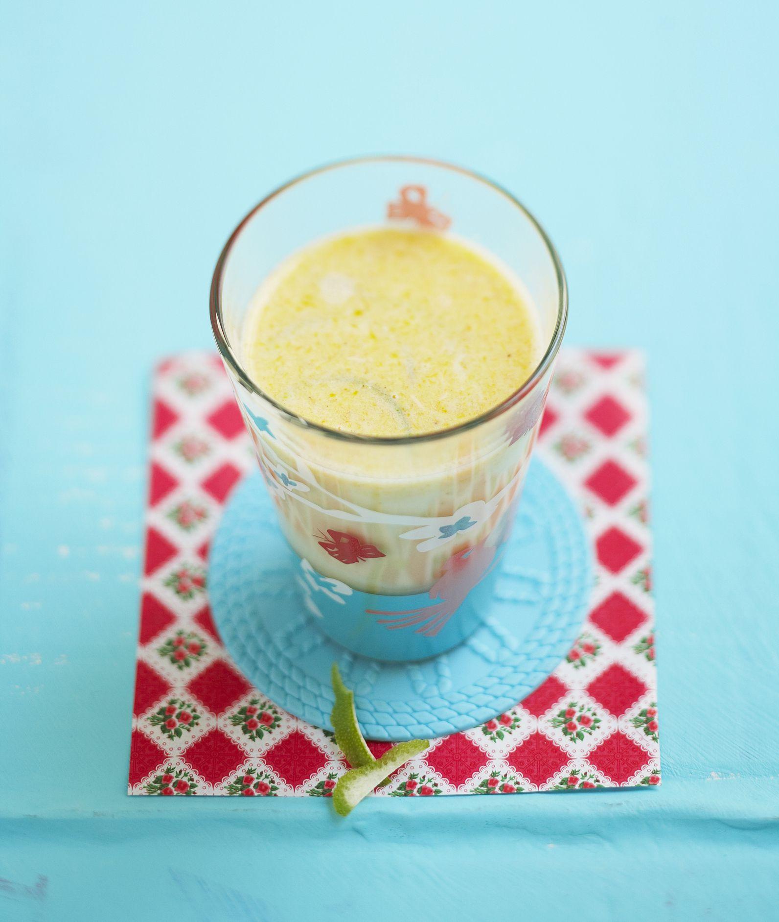 How to Make Punch de Creme or Caribbean Eggnog