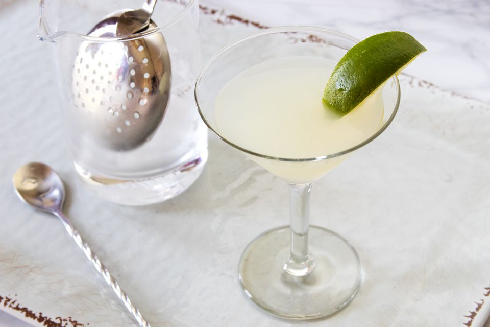 Classic Gimlet Cocktail
