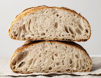 Paul Hollywood sourdough loaf recipe