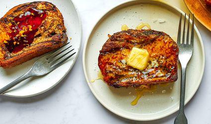 babka french toast hero shot