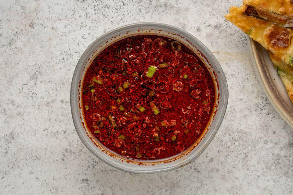 Korean Spicy Dipping Sauce