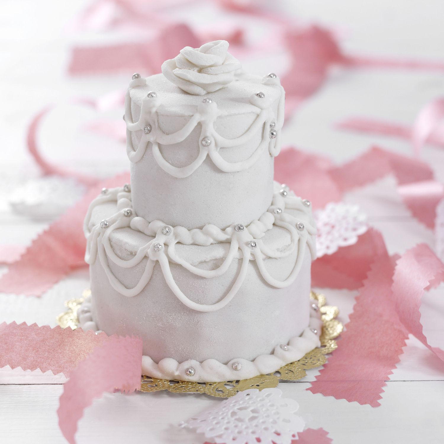 A Beginner S Guide To Making A Wedding Cake