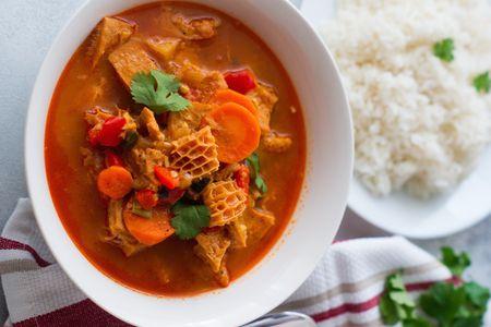 Caribbean Beef Tripe Soup Recipe