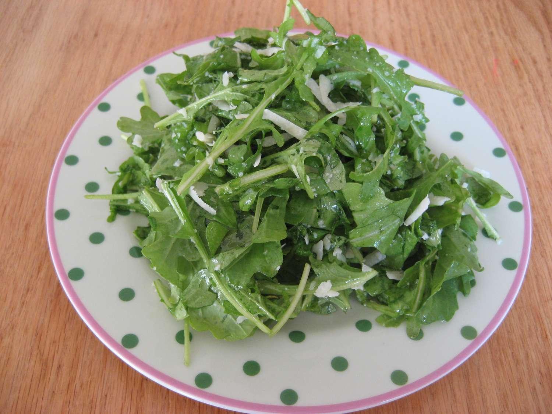 Parmigiano and Arugula Salad