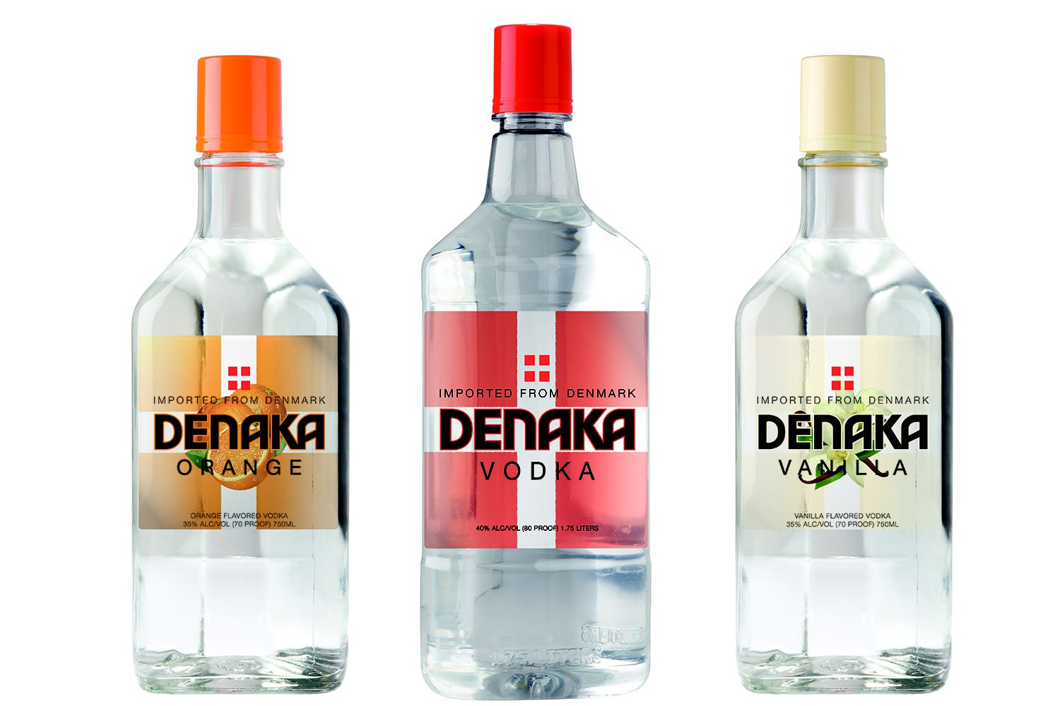 10 Great Brands Of Cheap Vodka