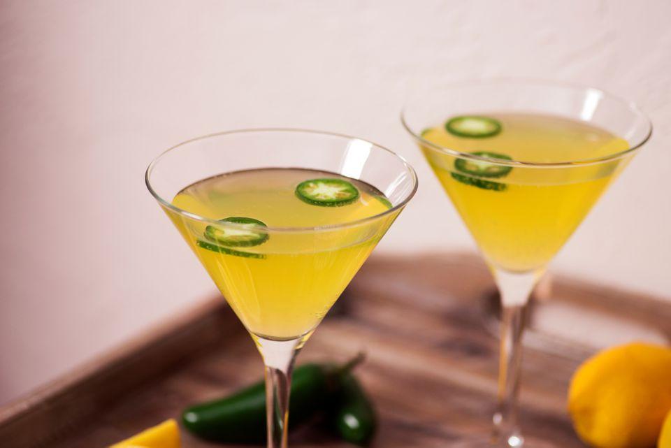 Mango Spice Cocktail