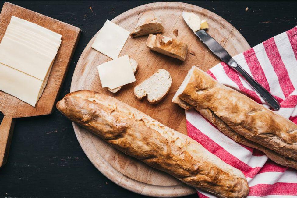 Traditional Italian Bread