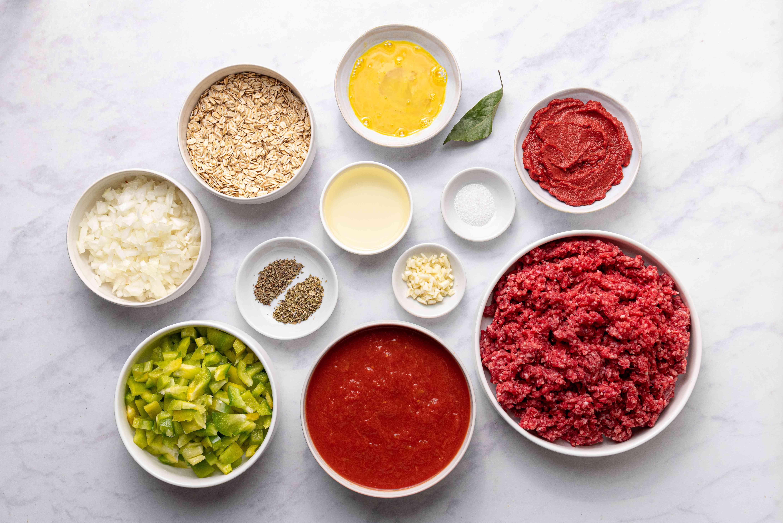 Venison Meatballs ingredients