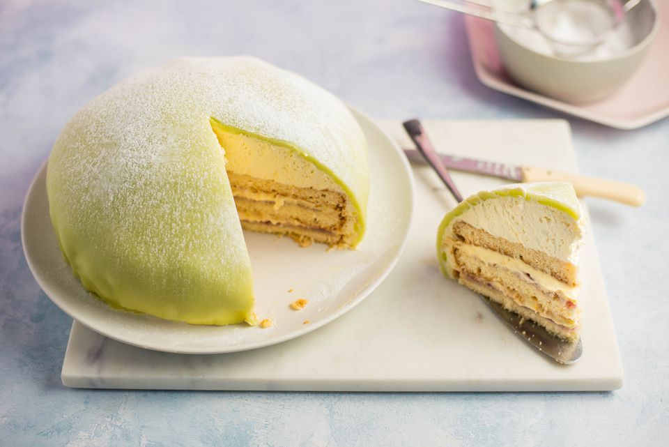 Princess cake Prinsesstarta recipe
