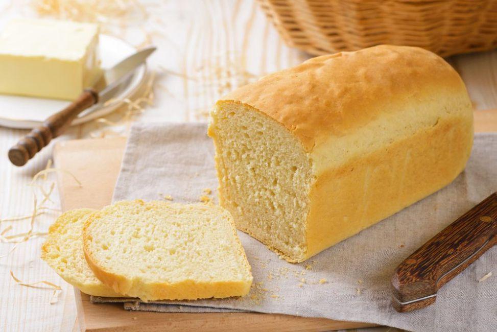 Amish Milk Bread