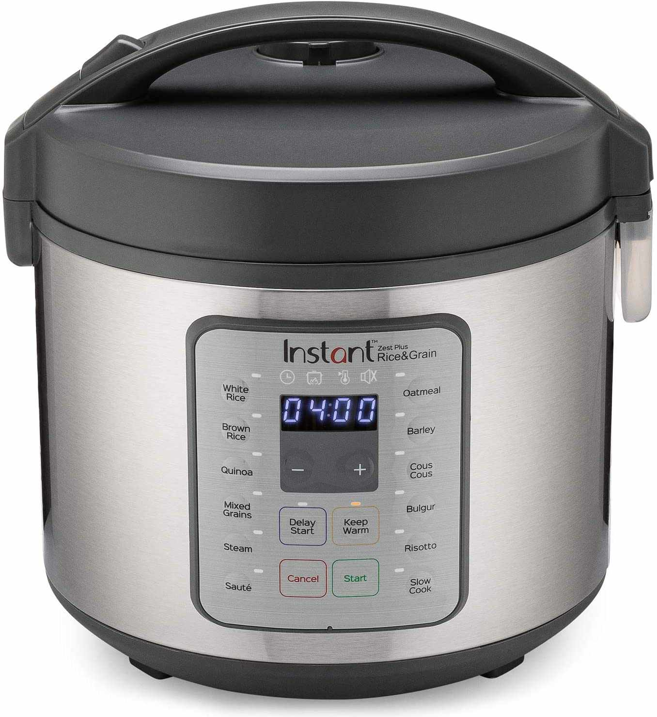 Instant Brands Zest Plus 20-Cup Rice and Grain Cooker