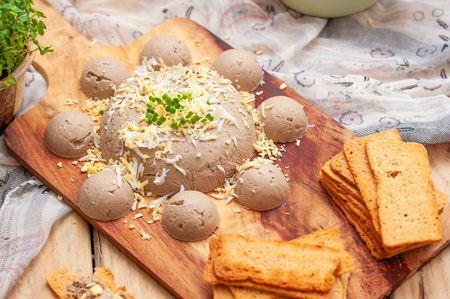 Jewish Style Chicken Liver Pate Recipe