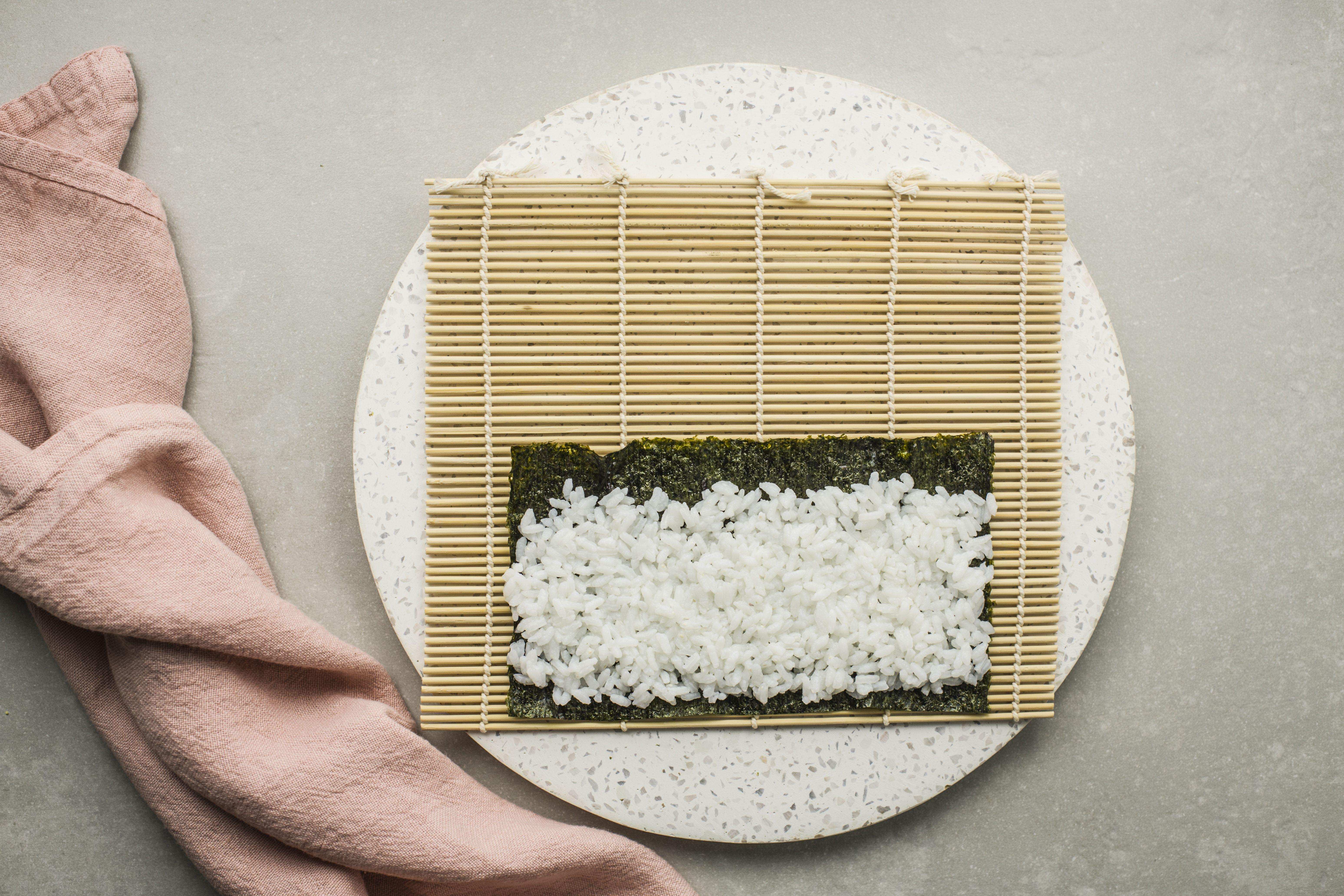 Tekkamaki Tuna Sushi Roll Recipe