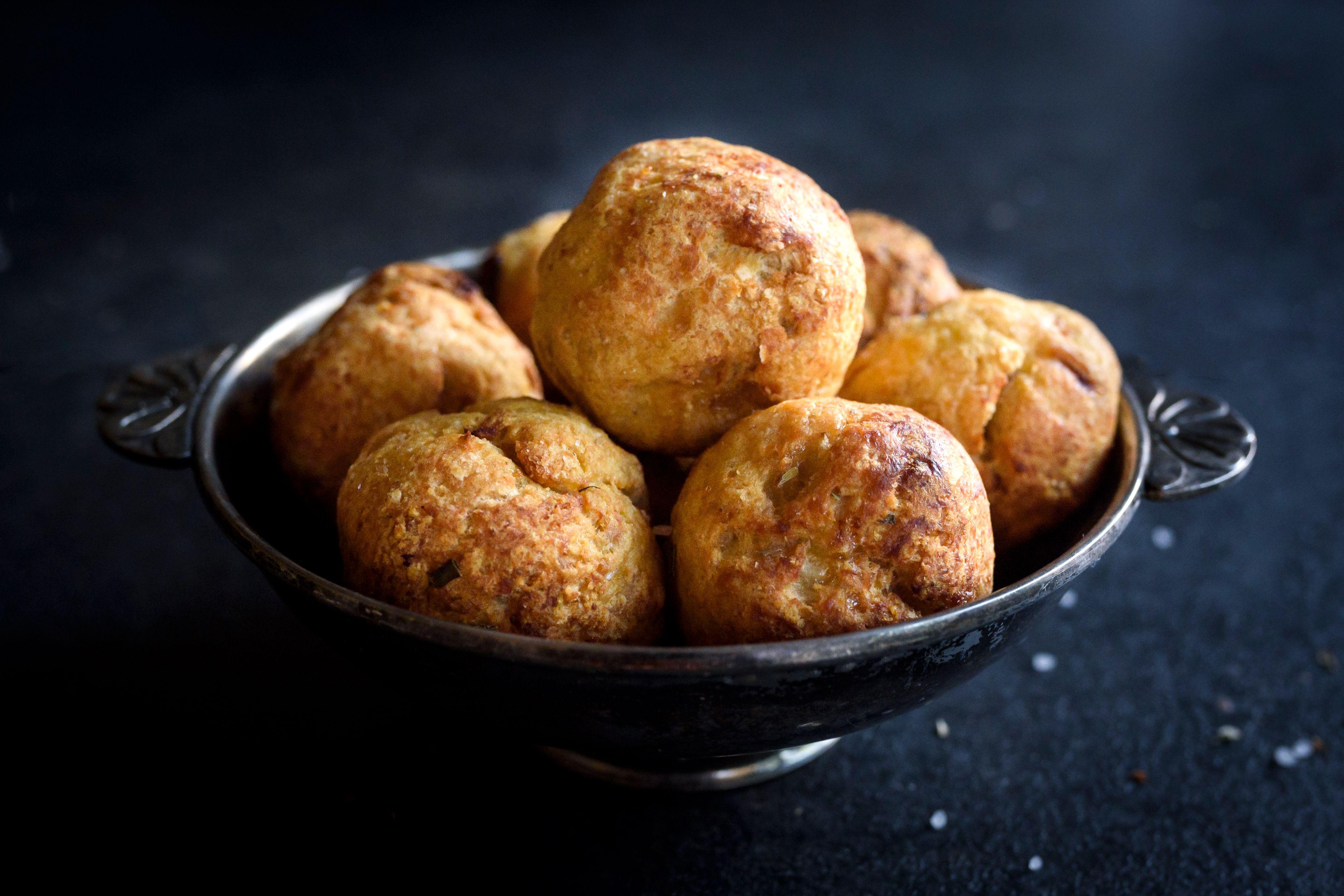 Easy Baked Chicken Meatball Recipe