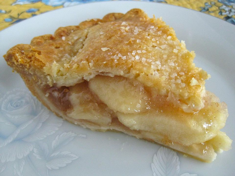 Apple Peach Pie
