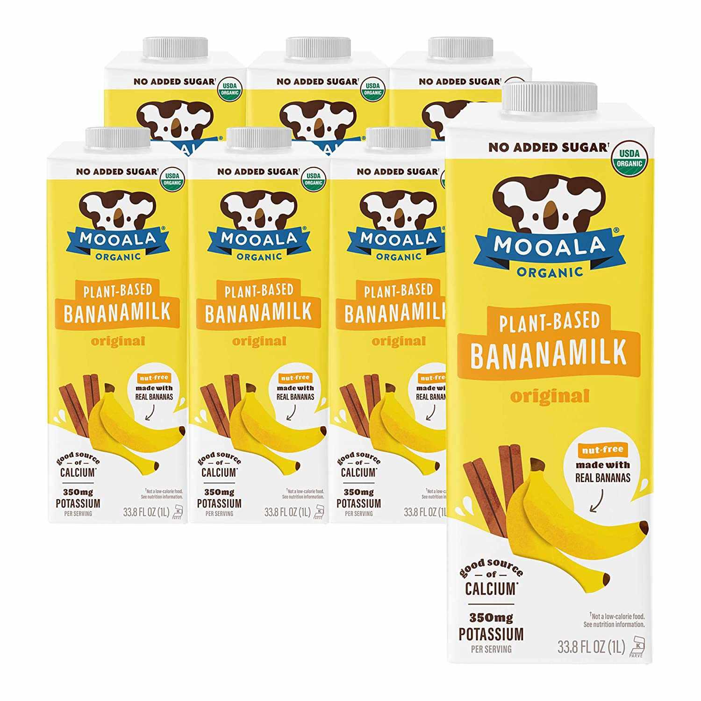 Mooala Organic Bananamilk