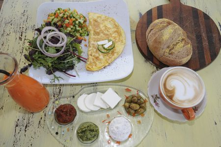 Stupendous How To Make An Amazing Israeli Breakfast Buffet Home Interior And Landscaping Eliaenasavecom
