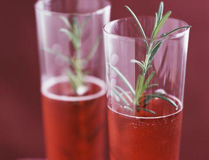 La Vie En Rouge Cocktail