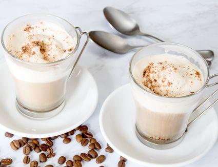 Affogato Italian Espresso Dessert
