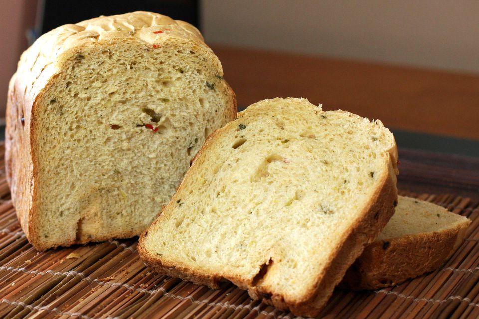Cajun Bread, Bread Machine