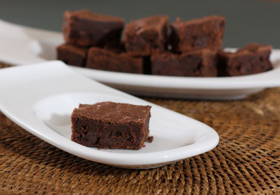 Semisweet Brownies