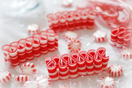 Old-Fashioned Ribbon Candy Recipe