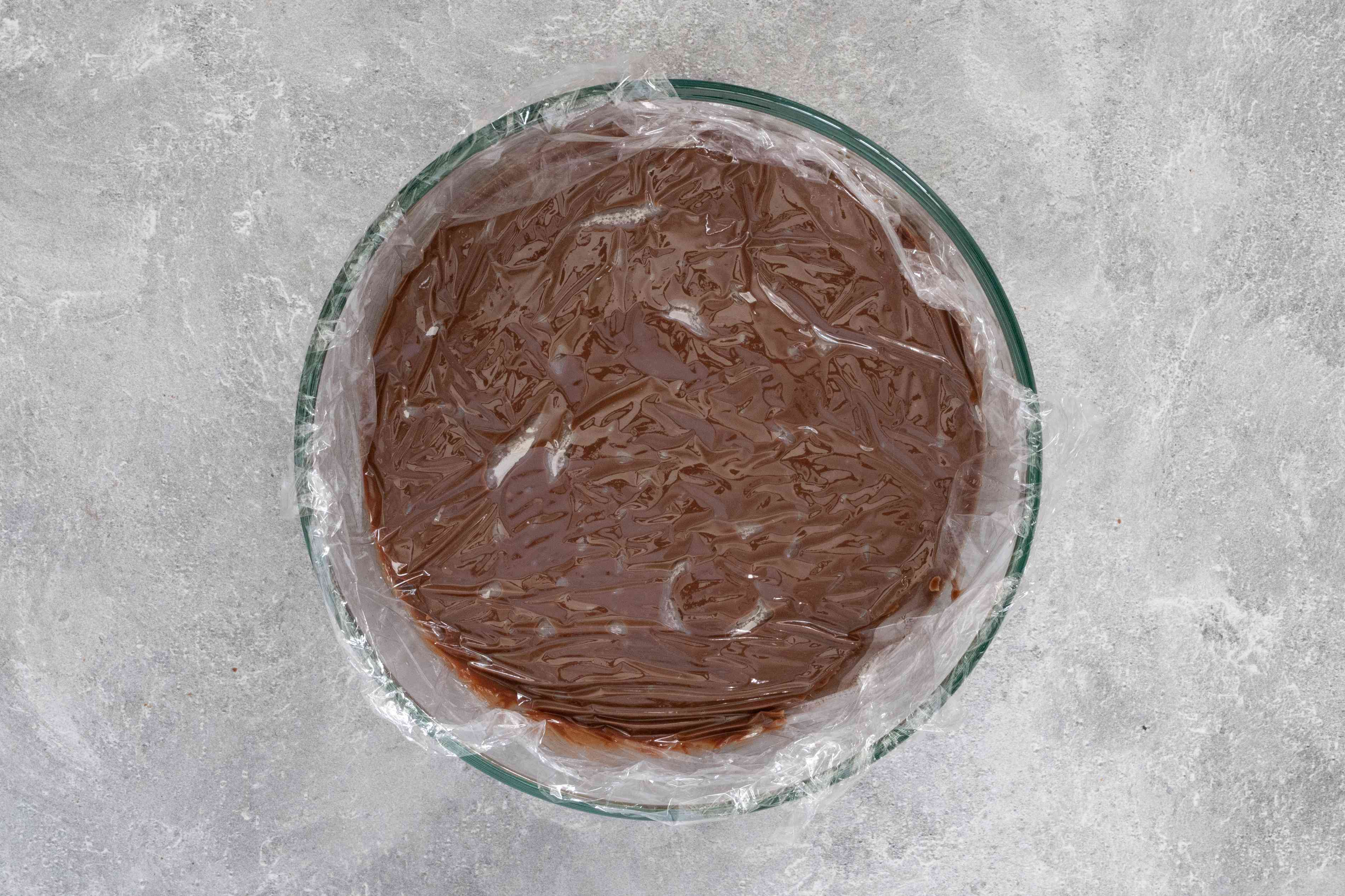 chocolate filling for doberge cake