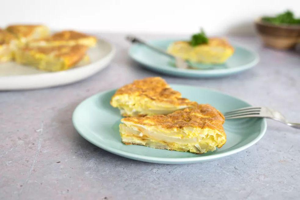 Tortilla Española (Spanish Omelet)