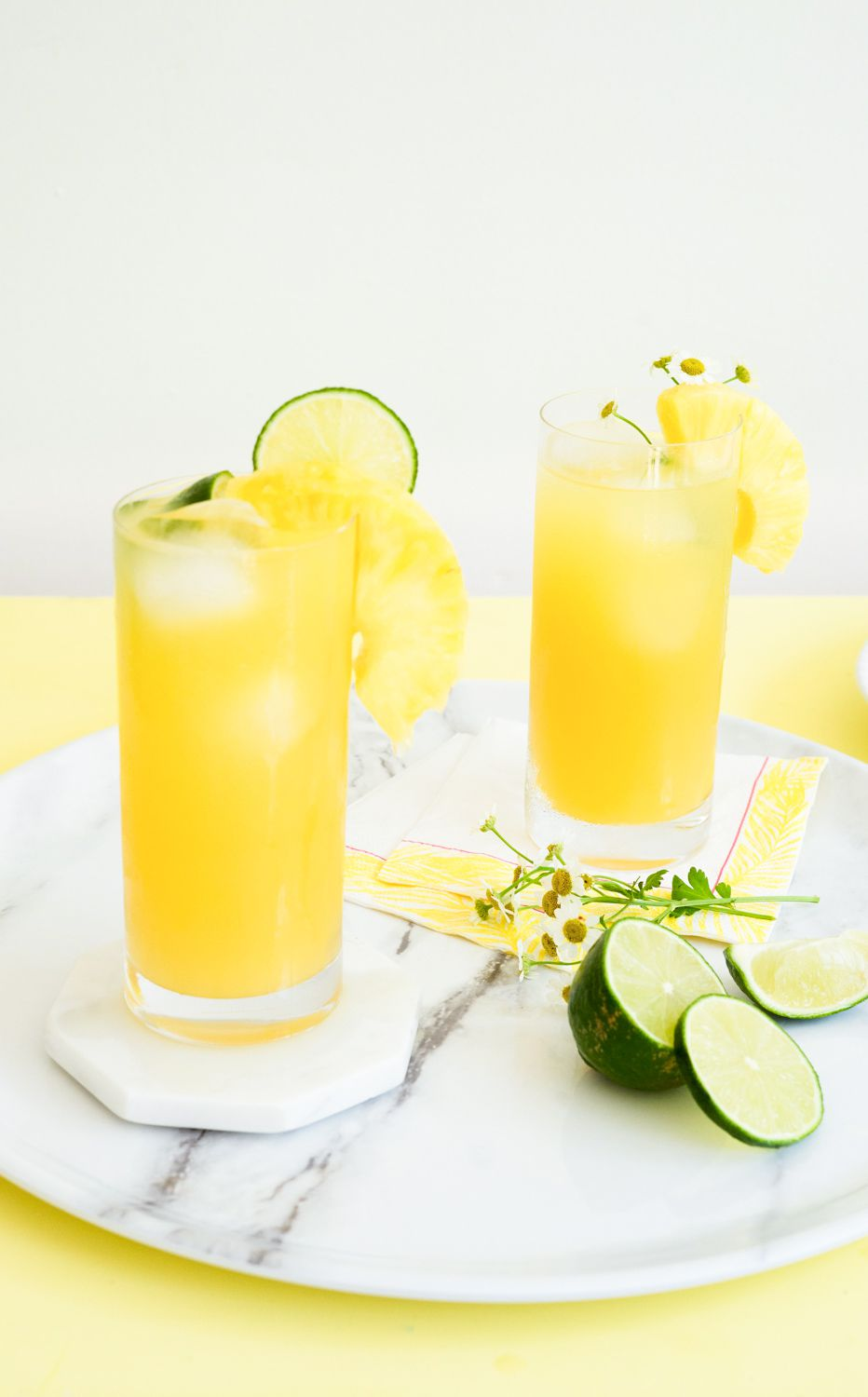 Patron Pineapple Cocktail