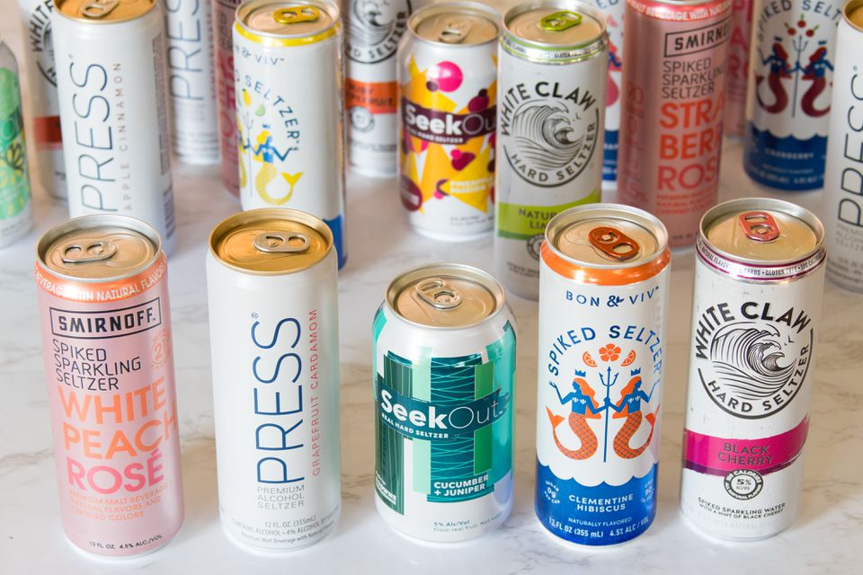Top Picks for Hard Seltzer