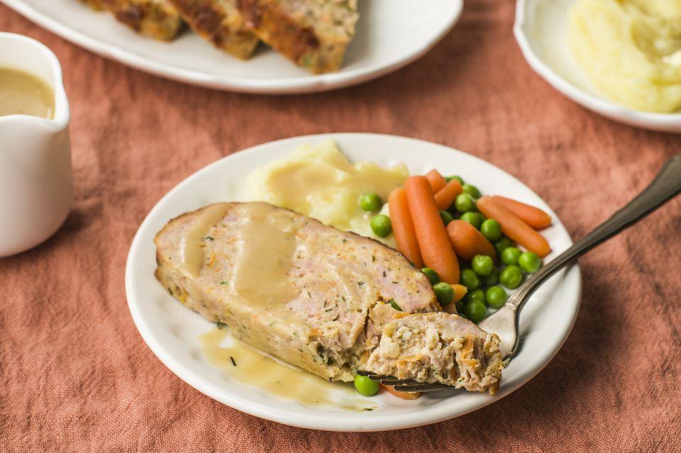 Turkey sausage meatloaf recipe