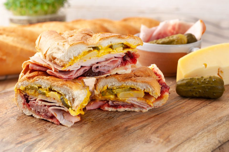 Thanksgiving cuban sandwich recipe