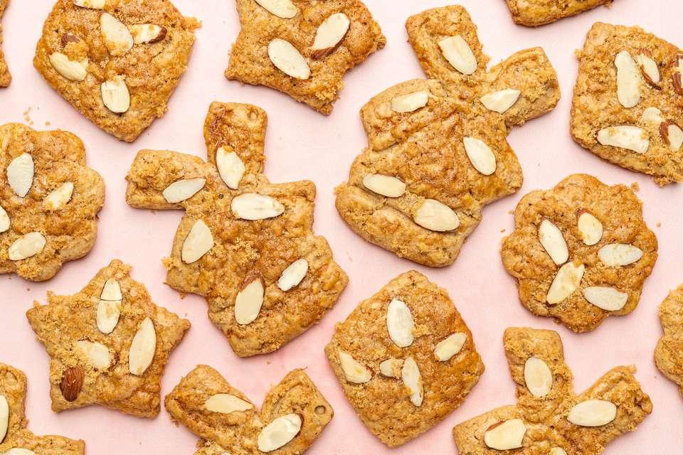 Dutch Speculaas (Windmill) Cookies