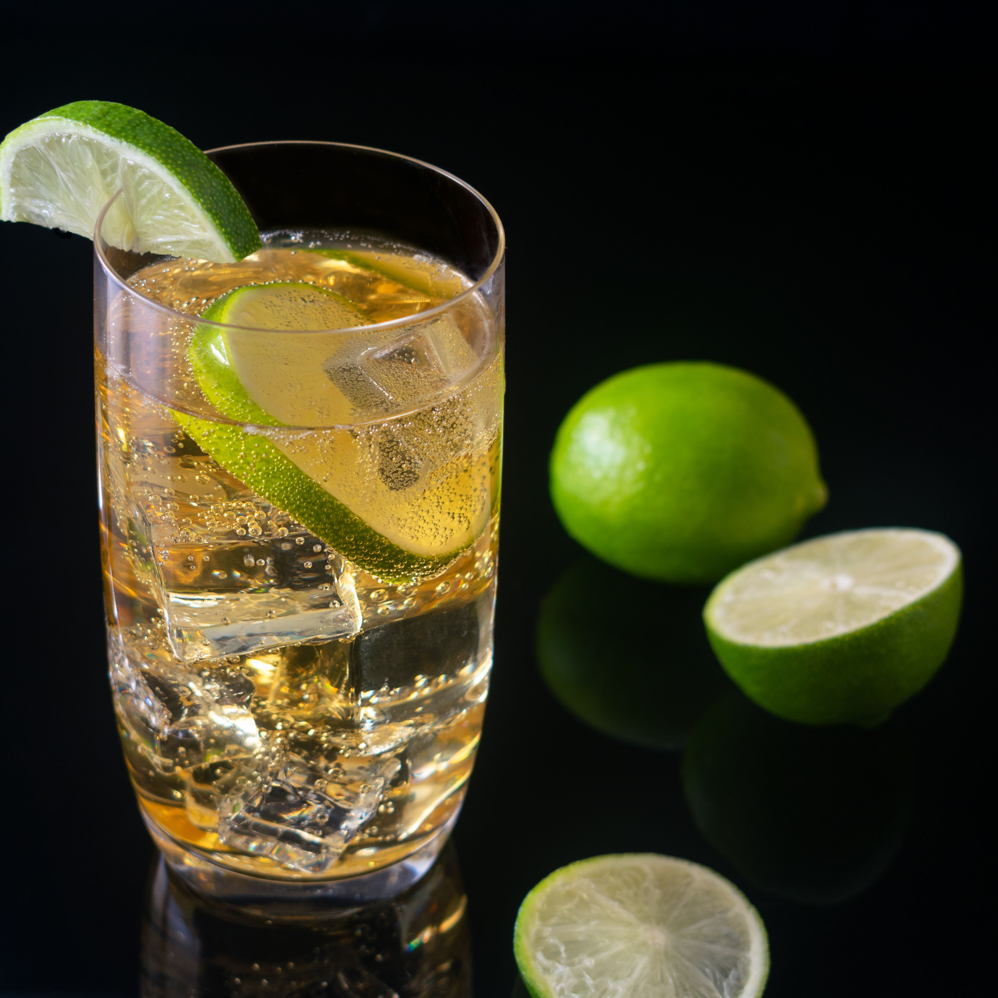 whiskey ginger ale