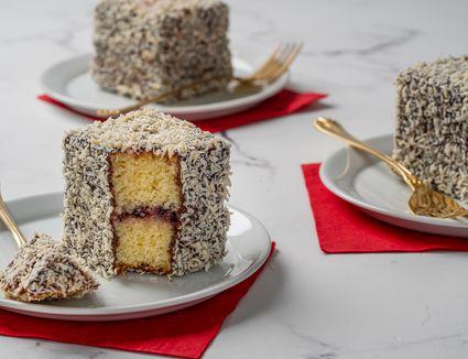 Lamington Cake