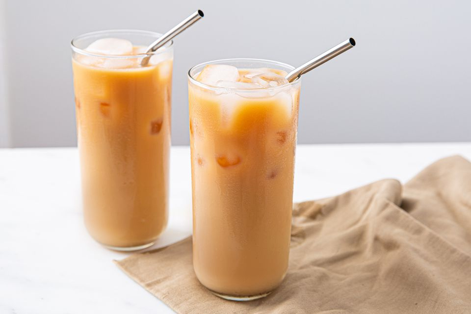 Real Thai iced tea