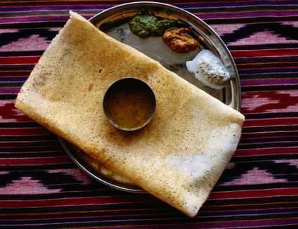 An easy to make dosa recipe step by step instructions to make a dosa indian appetizers forumfinder Gallery