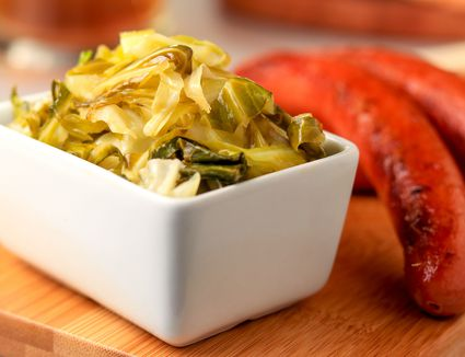 Easy Skillet Cabbage