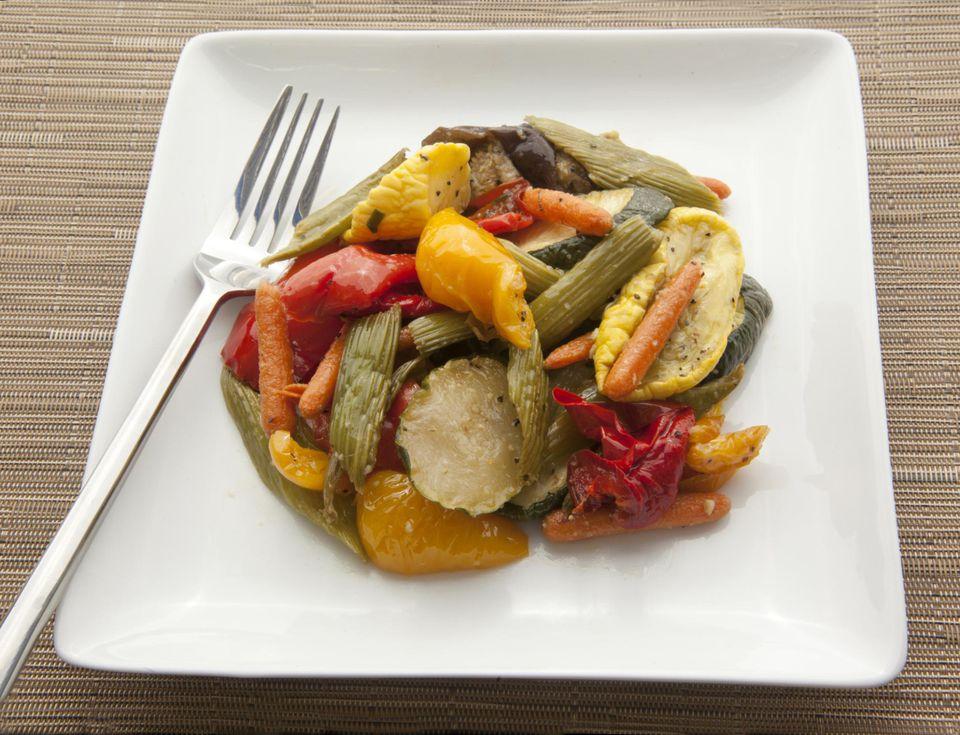 Vegetable Confit