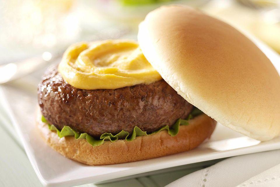 Receta de hamburguesas de cajún