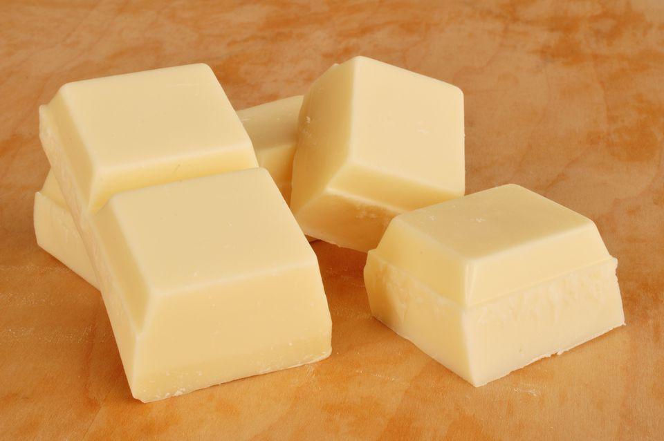Vanilla Flavored Almond Bark (White Chocolate)