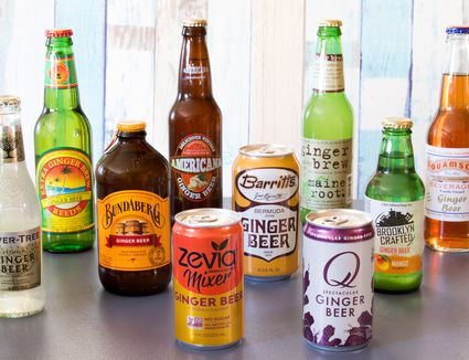 Best Ginger Beers for Moscow Mules and Other Cocktails