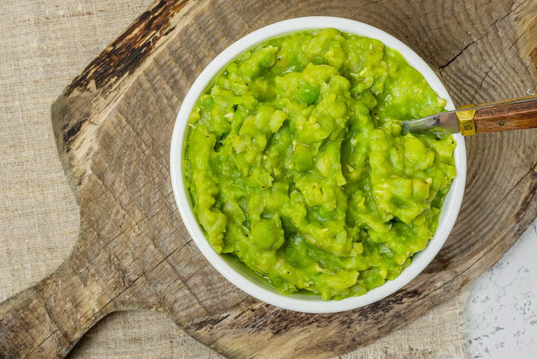 Traditional English Mushy Peas