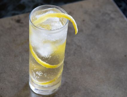 Horse's Neck Cocktail