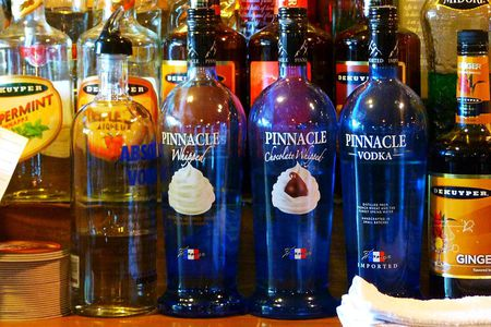 Pinnacle And Other Vodka Brands Are Following A Trend Creating Some Fun Dessert Flavored