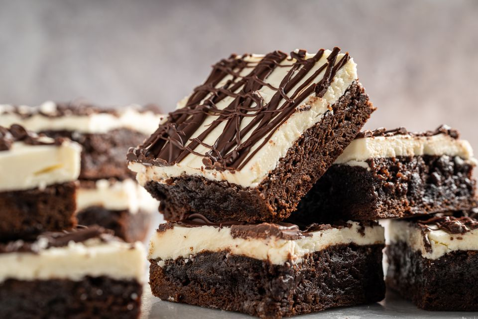 Boozy Brownies