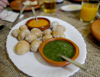 Spanish Local Meals