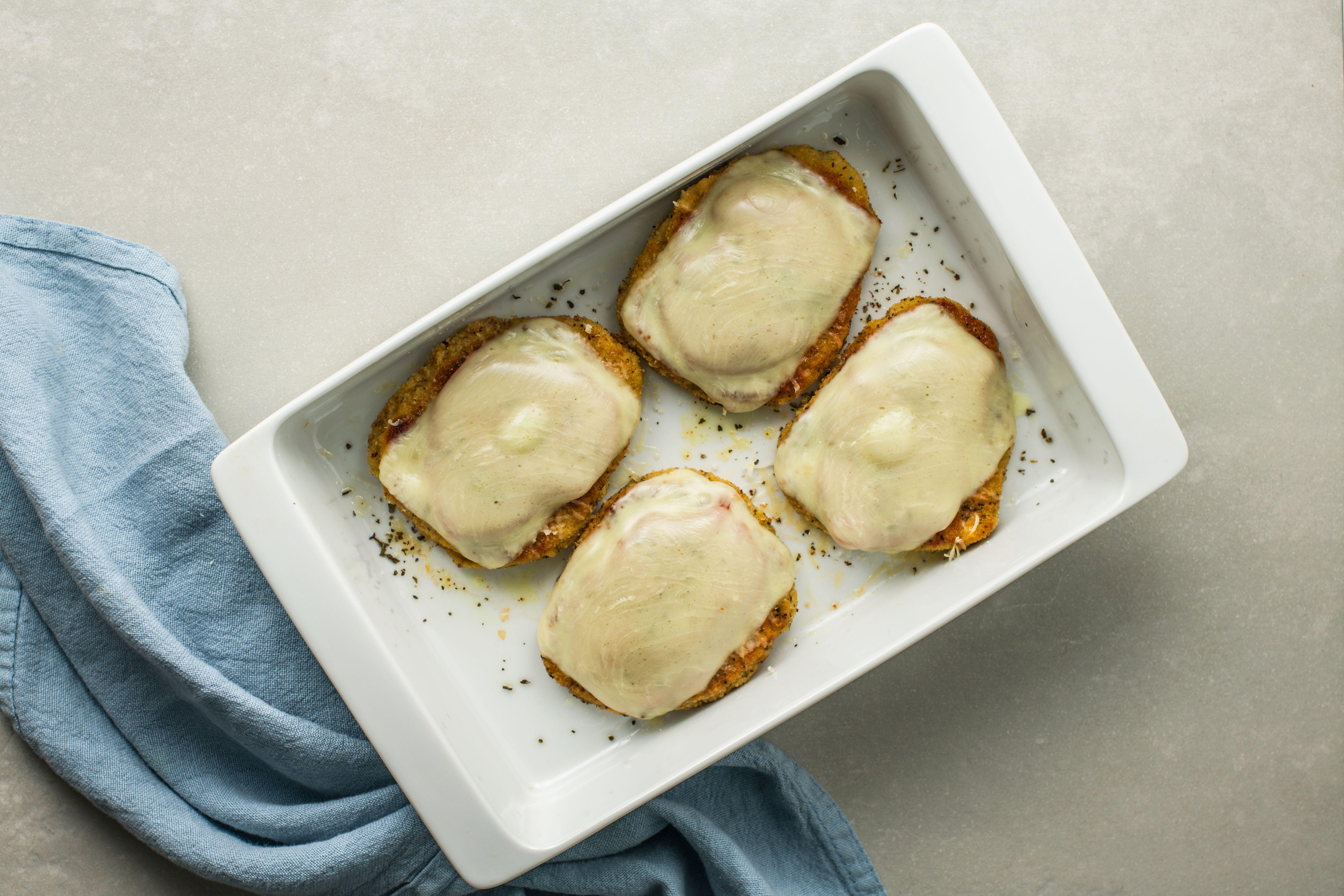 bake veal parmesan