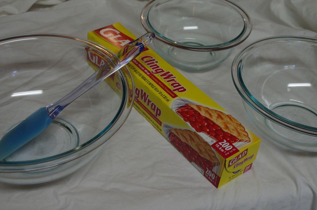 Ice Cream Bombe Tools